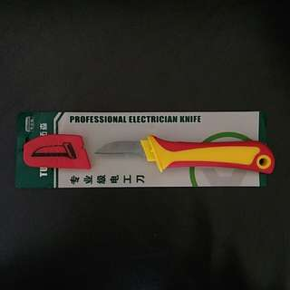 BN Sharp Professional Electrician Knife