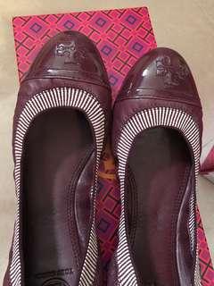 全新Tory Burch Shoes 魷魚鞋 8M