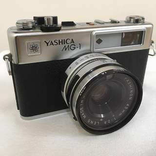 Yashica MG-1 Analog Film Camera
