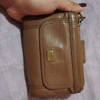 Original fossil brown Wallet