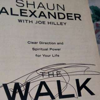 The Walk, Alexander