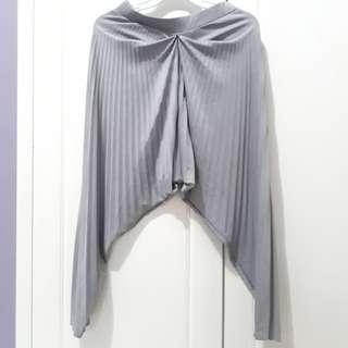 pleated pants (celana lipit/bukan kulot ya😊)