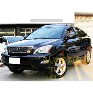 03年 Lexus凌志 RX330 黑