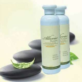 Alloria Mineral Shampoo (250ml)