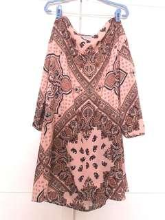 Paisley Dress(Chiffon)