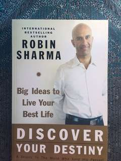 Robin Sharma - Discover Your Destiny