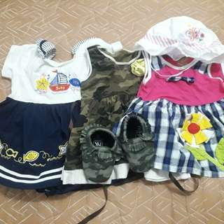 Baby Girl Clothes Baju Baby Perempuan