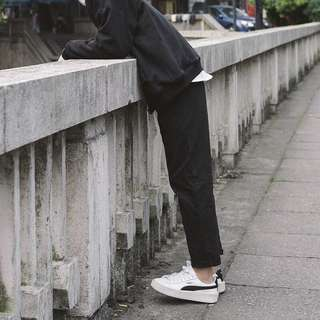 INDIE slim fit 3/4 fold up chinos (S-XL)