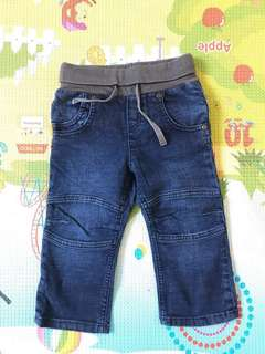 Authentic DKNY jeans size 12months