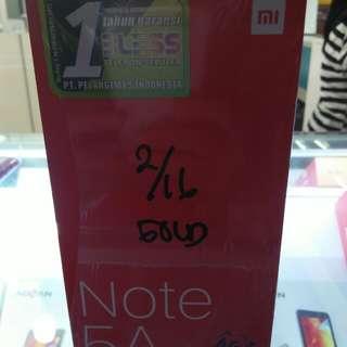 Bisa kredit tanpa kartu kredit Xiaomi Note 5A