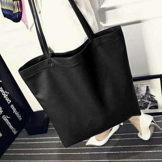 Black Tote Bag Preorder