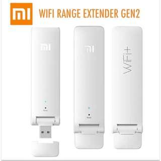 🚚 Xiaomi WIfi Repeater gen 2  Wifi Range Extender 300Mbps 2.4GHz