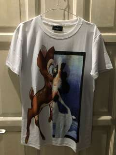 Givenchy Bambi Tee 1:1 Best Copu