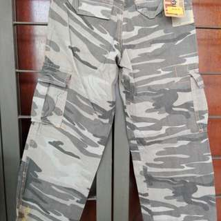 Kids Army Denim Jeans(new)