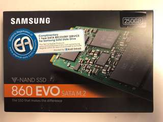 SSD 250Gb Samsung 860 EVO
