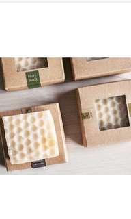 Organic Handmade Bees Wax Holy Basil