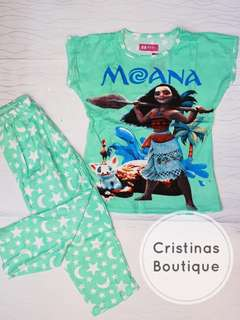 Moana Sleepwear Set