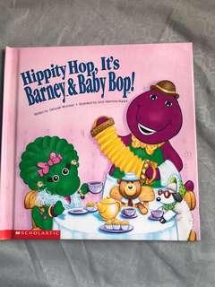 Barney Book Hard Cover
