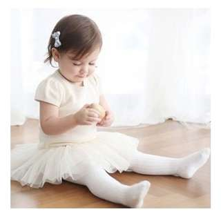 Kids Girl Cotton Legging (in 3 colours)