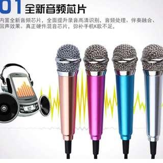 Mini Microphone for Andoid, Apple