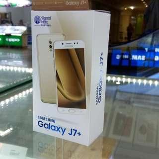 Samsung Galaxy J7 Plus Bisa Cicilan Promo Free Admin