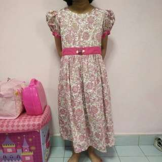 Dress for girl 6 years old
