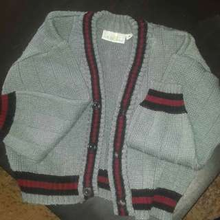 kids sweater\ cardigan