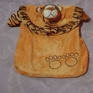 Kids cute tiger bag