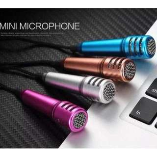 MINI MICROPHONE WITH STAND