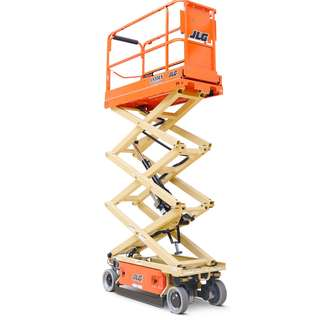 RENTAL - 6m Scissor Lift - ​JLG 1932E2