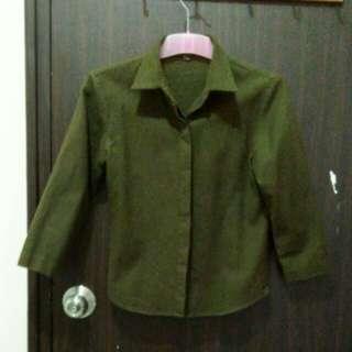 Outer semi jaket