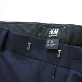H&M formal pants