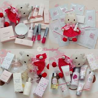 🔴DISCOUNT➡️ Followers Only!🔴**Those follow but unfollow, pls detour. Thks**❤AUTHENTIC BRAND NEW FRESH❤ *RESTOCK MONTHLY*🌟LIMITED EDITION SIZE🌟Crystal bloom Perfume EDP/Lip gloss/Foundation powder/Handcream/Shampoo!💋No Pet No Smoker Clean Hse💋