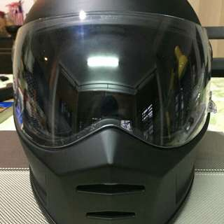 Biltwell Inc. Lane Splitter Helmet