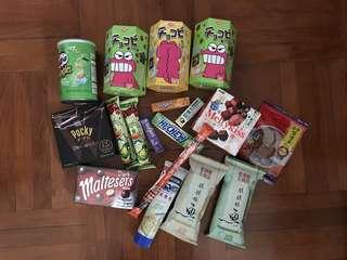 18食物福袋