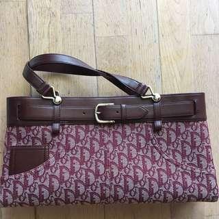 Dior vintage bag 手袋
