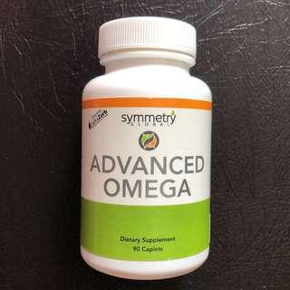 Advanced Omega Capsules (vitamins, supplements)