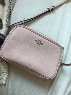 Coach pink crossbody bag (replica)