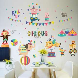 Kids Home Wall Decor/Decorations/Wallpaper/Decal DIY