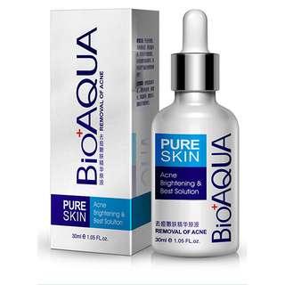 Serum Wajah Anti Jerawat Bioaqua Pure Skin 30 Ml