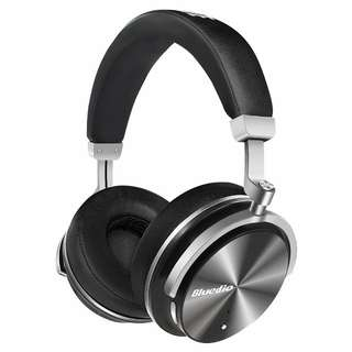 Bluedio T4 (Turbine) Active Noise Cancelling Over-Ear Swiveling Wireless Bluetooth Headphones With Mic