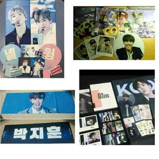 【HELPING】KPOP MERCHANDISES
