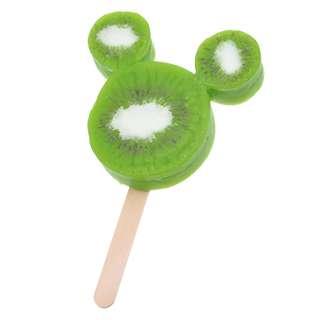 Japan Disneystore Disney Store LiiLii Mickey Mouse Kiwi Fruit Soap