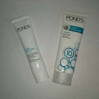 POND'S ACNE SOLUTION PACKAGE