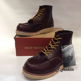 REDWING MOCTOE BOOTS 8875