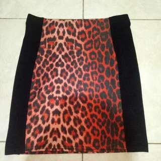 Leopard bodycon