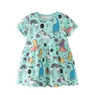 Baby unicorns 🦄 dress