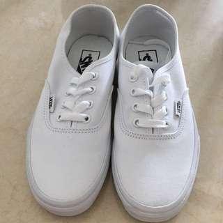 全新女裝vans鞋