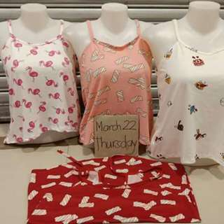 -80pesos min of 6pcs pede assorted styles -75 pesos min of 25pcs pede assorted styles -cotton spandex ang tela -kasya sa chubby.. ✔fast roi ✔earn 1500-3000while staying at home.. ✔all in one shop..✔looking for more reseller
