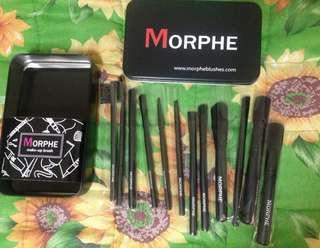 Morphe 12pcs brush set